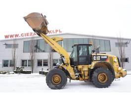 wheel loader Caterpillar 950M , 19t , bucket 4,5m3 , auto-greasing , joystick , A/C 2016