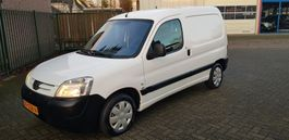 closed lcv Peugeot PARTNER 170C 1.6HDI. 2008