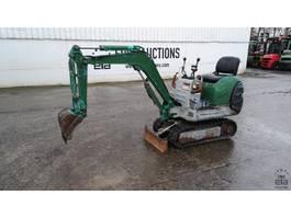 crawler excavator Kobelco SK007-3
