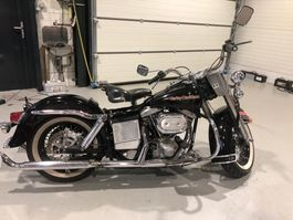 Motorrad Harley-Davidson Elektra. 1200 1978