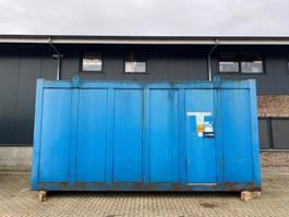 generator Caterpillar C15 800 kva generatorset in container 2014