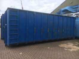 other containers Schenk Spantencontainer 40m3  blauw