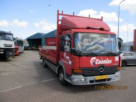 drop side truck Mercedes-Benz ATEGO 818 EURO 3 2002