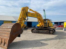 crawler excavator Hitachi Hitachi Zaxis TOP condition With bucket 52lch 2008