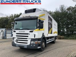 refrigerated truck Scania P230 2007