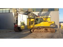 crawler excavator Volvo EC210CL 2008
