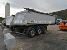 tipper semi trailer Schmitz Cargobull SKI Kippmulde 27 m3- LIFT- Stahl- ALU- TOp 2014