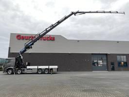 crane truck Mercedes-Benz AROCS 3753 8X4 + EFFER 955 + JIB KRAAN/KRAN/CRANE/GRUA NEW !!! 2021