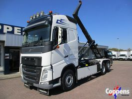 container truck Volvo FH 460 6X2 Euro 6 2014