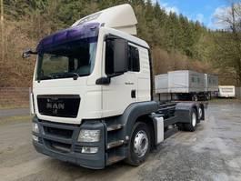 chassis cab truck MAN 26.440 TGS ** EURO5 EEV/Liftachse/Radstd. 4,5 m ** 2010