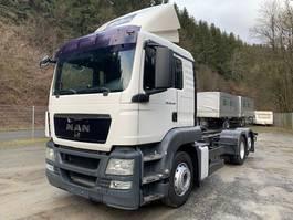 chassis cab truck MAN 26.440 TGS **EURO5 EEV/Liftachse/Radstd. 4,5 m** 2010