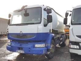 tank truck Renault Midlum 220 GAS / LPG 2008