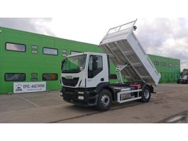 tipper truck > 7.5 t Iveco Stralis 190 190S31 2014