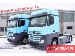 other-tractorheads Mercedes-Benz Actros 1843 2016
