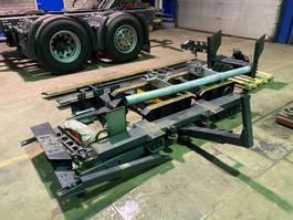 Sistema de contentor peça para camião BDF