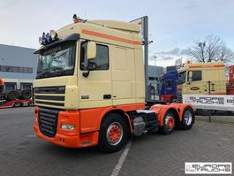 cab over engine DAF XF 105.460 Steel/Air - Spacecab - Spoilers - EX NL Truck 2006