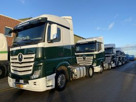 cab over engine Mercedes-Benz ACTROS 1840 LS 5 PIECES IN STOCK!!!!!!!!!!!!!!!!! 2014