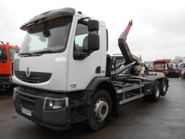 drop side truck Renault Premium Lander 2014