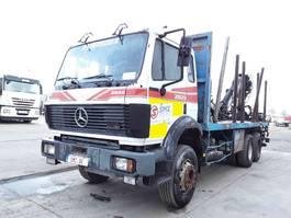 platform truck Mercedes-Benz 2629 Jonsered 1090 1989
