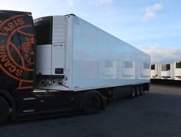 refrigerated semi trailer Schmitz Cargobull SKO 24 Doppelstock/Liftachse/P-Box/Vector 1950 2018