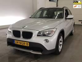 suv car BMW X1 SDrive18i Executive automaat 2010