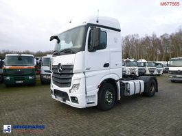 other-tractorheads Mercedes-Benz Actros 1845 4x2 Euro 5 2012