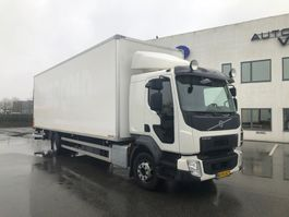 closed box truck Volvo FL280 2016