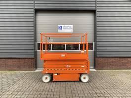 scissor lift wheeld Skyjack SJ4626 schaarhoogwerker 10 M BJ 2014 2014