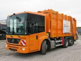garbage truck Mercedes-Benz Econic 2629 L 6x2 Müllwagen Zöller Medium XLS 20 2012