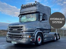 conventional - torpedo cab Scania T580 6x2 3900mm new build inkl new hydr. systen 2015