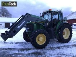 farm tractor John Deere 6920 S 2006