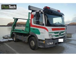 container truck Mercedes-Benz Atego 1329 2010