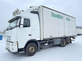 closed box truck Volvo FH12 -FH62RB-L-6X2/480+138 2004