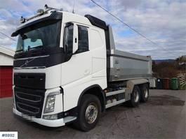 tipper truck > 7.5 t Volvo FH 540 Tipper truck 2014