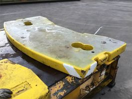 other equipment part Liebherr LTM 1060-2 counterweight 2,4t