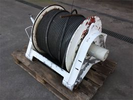 other equipment part Liebherr LTM 1060-2 winch