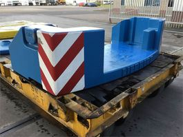 other equipment part Liebherr LTM 1070-4.1 counterweight 5.0t