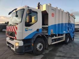 garbage truck Volvo FE 280 VDK Wastecollector / Mullwagen / Benne Ordures + containerloader 2007