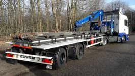 swap body trailer semi trailer GS Meppel 30 ton 2008