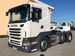 cab over engine Scania R 2012