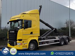 container truck Scania R450 vdl,6x2*2 scr only 2016