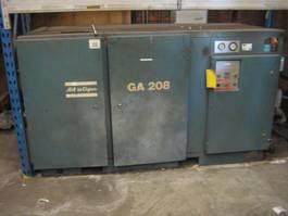 compressors Atlas Copco GA 208 Atlas Copco GA 208
