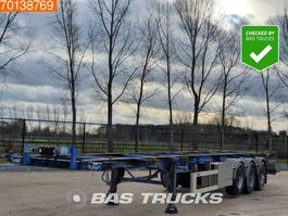 container chassis semi trailer LAG 0-3-39 CD 20-30-40 Ft. 2003