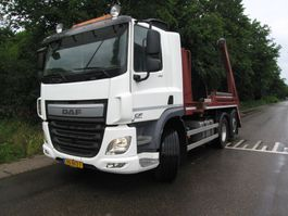 container truck DAF cf 2015