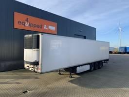 refrigerated semi trailer Krone Carrier Vector 1850 D/E, discbrakes, palletbox, NL-trailer, APK: 12/2021 2007