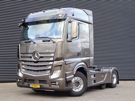 other-tractorheads Mercedes-Benz ACTROS 2448 / STREAMSPACE / 6x2 / EURO 6 / HYDRAULIEK / MIDLIFT 2018