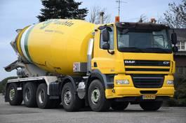 concrete mixer truck DAF CF85/410 10x4 EURO5!!LIEBHERR 15m3 MIXER!! 2010