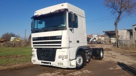 cab over engine DAF XF 95.430 4x2 tractor unit 2003