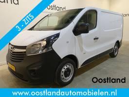 closed lcv Opel Vivaro 1.6 CDTI L1H1 115 PK / Airco / Cruise Control / 3-Zits / Standkac... 2016
