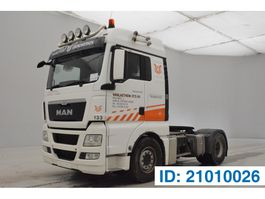cab over engine MAN TGX 18.440 2014